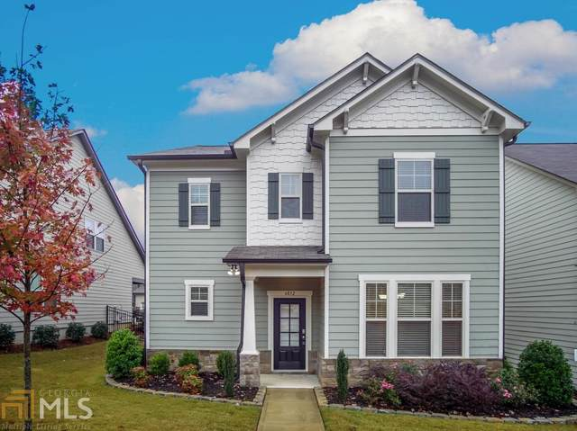 6032 Harbour Mist Drive, Flowery Branch, GA 30542 (MLS #8695094) :: Buffington Real Estate Group