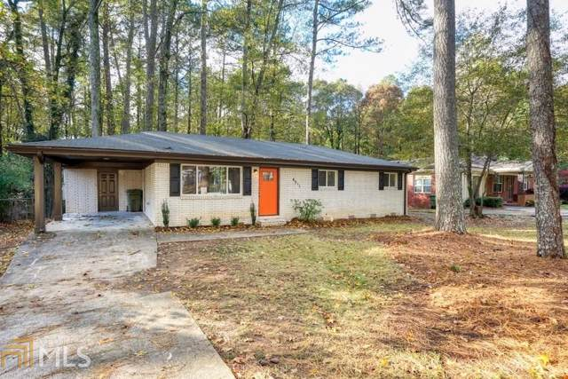 4311 Creek Valley Ct, Atlanta, GA 30331 (MLS #8695097) :: Royal T Realty, Inc.