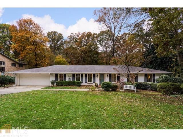 6150 River Shore Parkway, Atlanta, GA 30328 (MLS #8695099) :: Anita Stephens Realty Group