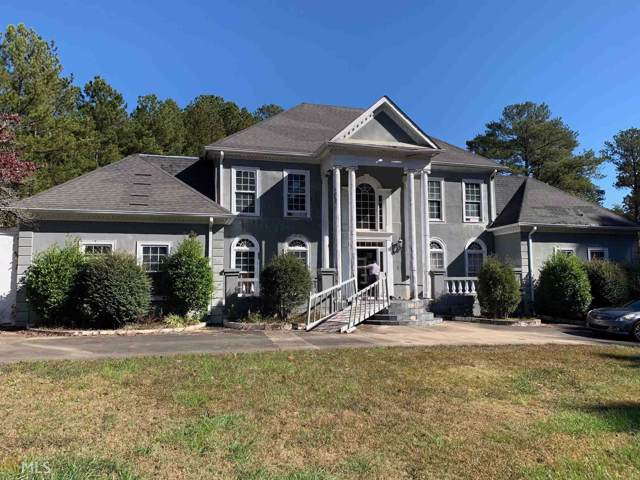 320 Dix Lee On Dr, Fayetteville, GA 30214 (MLS #8695156) :: Buffington Real Estate Group