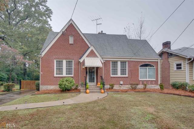 2503 Semmes St., East Point, GA 30344 (MLS #8695221) :: Buffington Real Estate Group