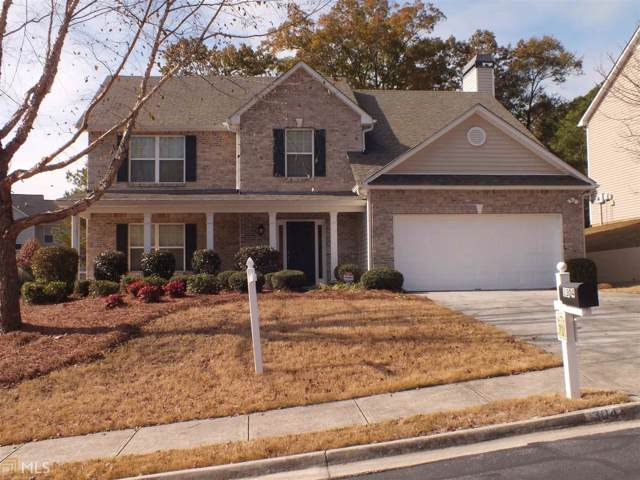 1304 River Club Dr, Conyers, GA 30012 (MLS #8695224) :: The Heyl Group at Keller Williams