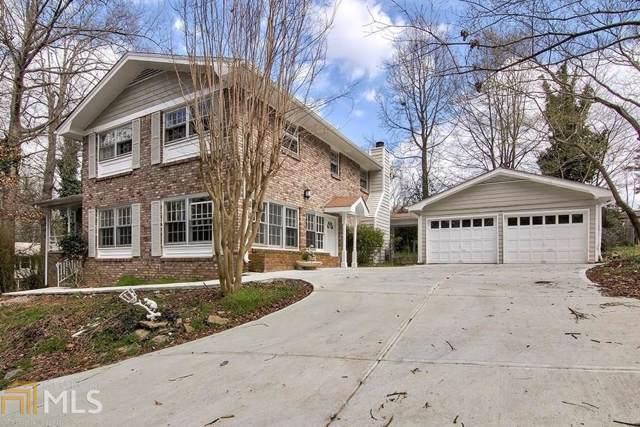 5087 Tilly Mill Road, Atlanta, GA 30338 (MLS #8695245) :: Anita Stephens Realty Group