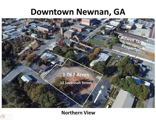 12 Savannah Street, Newnan, GA 30263 (MLS #8695332) :: Rettro Group