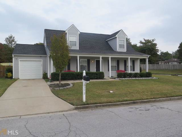 3612 Boulder Circle, Ellenwood, GA 30294 (MLS #8695407) :: Bonds Realty Group Keller Williams Realty - Atlanta Partners