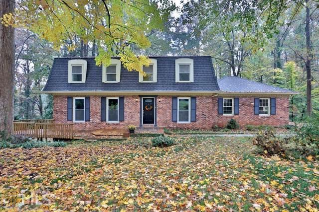 2307 Marthasville Court, Stone Mountain, GA 30087 (MLS #8695483) :: Bonds Realty Group Keller Williams Realty - Atlanta Partners