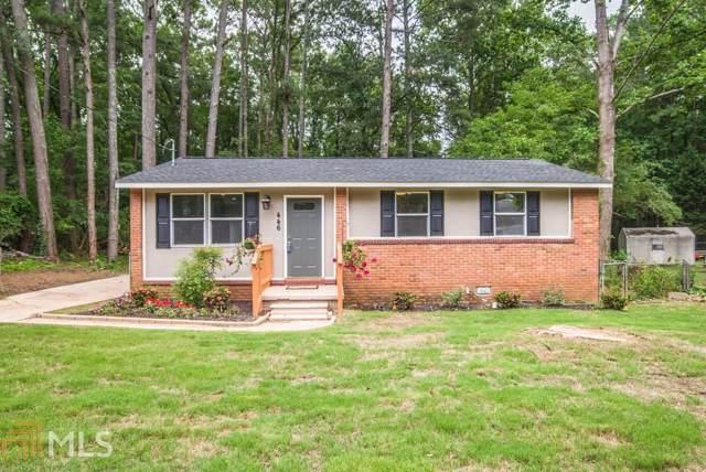 446 Belgarde Pl, Atlanta, GA 30354 (MLS #8695580) :: Buffington Real Estate Group