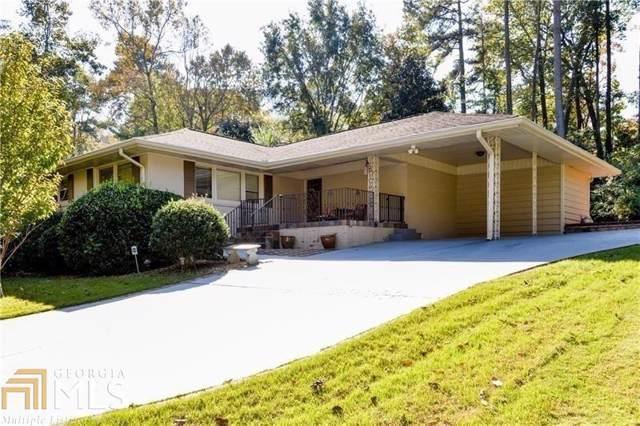 1169 Wild Creek Trl, Atlanta, GA 30324 (MLS #8695584) :: RE/MAX Eagle Creek Realty