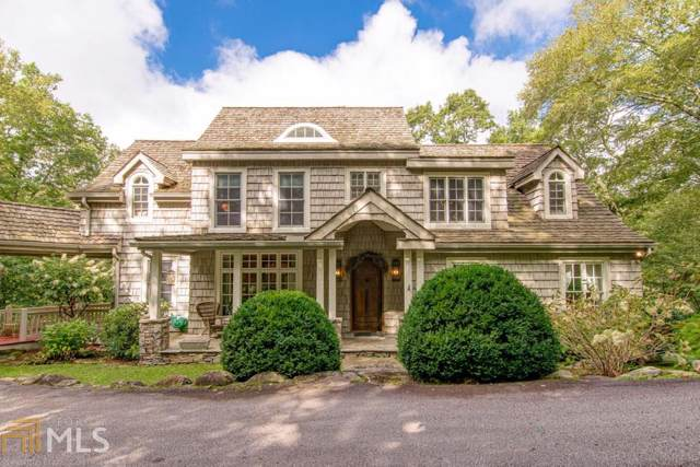 111 Upper Lake Rd, Highlands, NC 28741 (MLS #8695634) :: Athens Georgia Homes