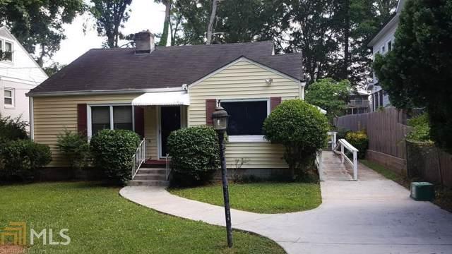 439 E Pharr Rd, Decatur, GA 30030 (MLS #8695667) :: Bonds Realty Group Keller Williams Realty - Atlanta Partners