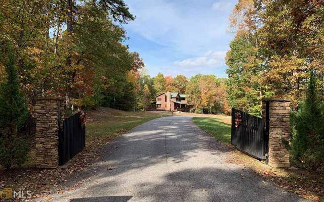Lot 46 Sharptop Settlement #46, Blairsville, GA 30512 (MLS #8695776) :: The Durham Team