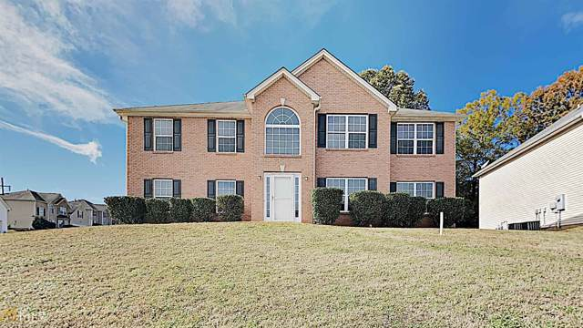 5613 Hosea Ct, Ellenwood, GA 30294 (MLS #8695840) :: Bonds Realty Group Keller Williams Realty - Atlanta Partners