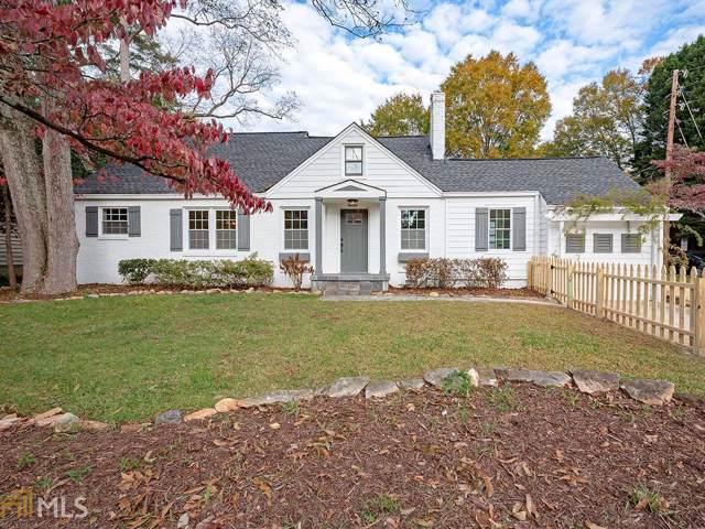 2338 N Decatur Rd, Decatur, GA 30033 (MLS #8695842) :: Bonds Realty Group Keller Williams Realty - Atlanta Partners