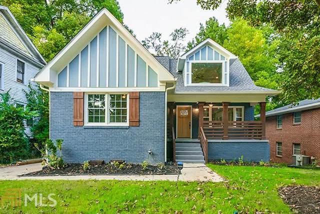 1429 Mozley Pl, Atlanta, GA 30314 (MLS #8695942) :: RE/MAX Eagle Creek Realty