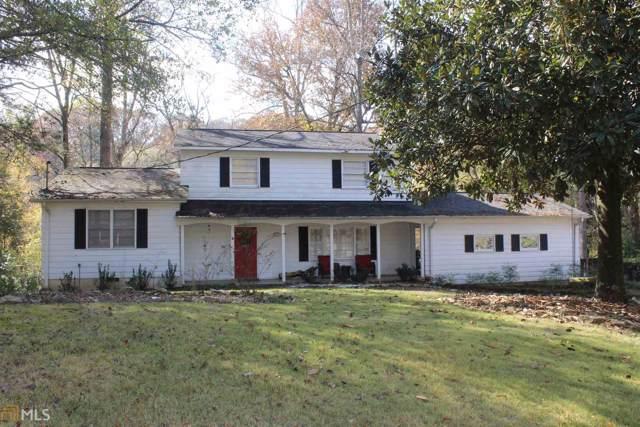 555 Riverhill Dr, Athens, GA 30606 (MLS #8696086) :: The Heyl Group at Keller Williams