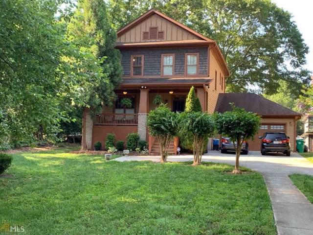1519 Eastland Road Se, Atlanta, GA 30316 (MLS #8696454) :: RE/MAX Eagle Creek Realty