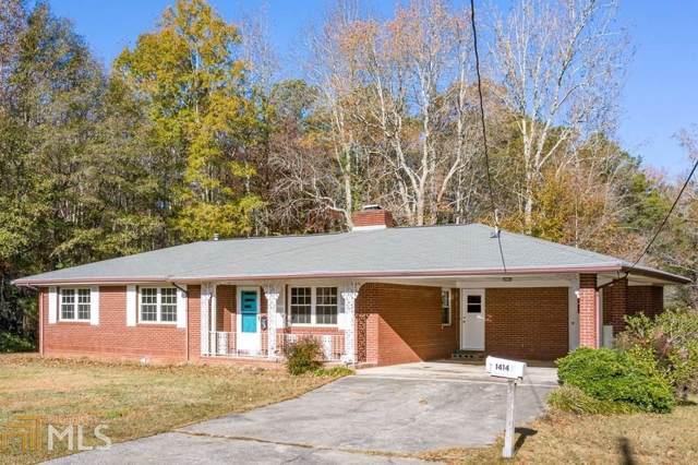 1414 Marshall Fuller Rd, Dallas, GA 30157 (MLS #8696710) :: Buffington Real Estate Group