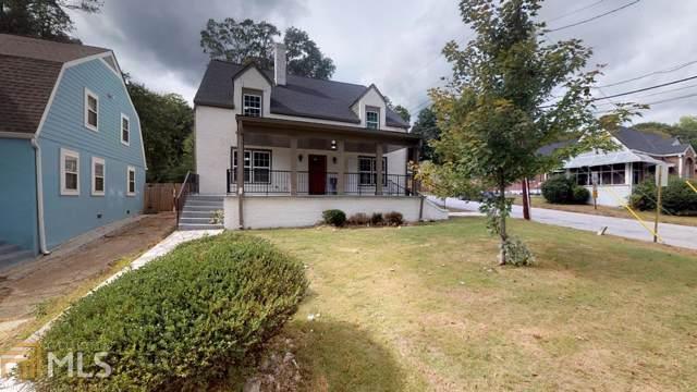 54 Chappell Road, Atlanta, GA 30314 (MLS #8696819) :: The Heyl Group at Keller Williams