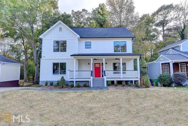 1685 Van Vleck Ave, Atlanta, GA 30316 (MLS #8696859) :: Military Realty