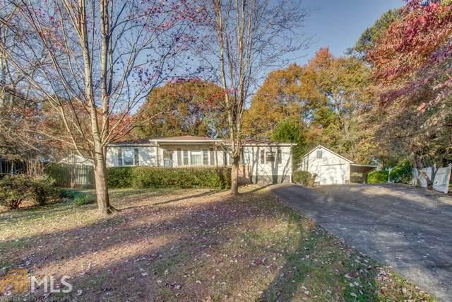 1074 Cliff Drive Sw, Mableton, GA 30126 (MLS #8696918) :: HergGroup Atlanta