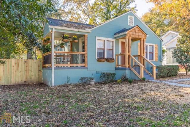 1338 Elizabeth Lane, East Point, GA 30344 (MLS #8696984) :: Royal T Realty, Inc.