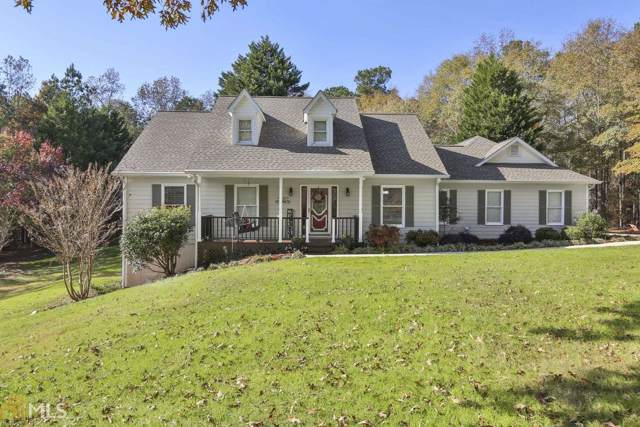 420 Flat Creek Drive, Fayetteville, GA 30214 (MLS #8697005) :: HergGroup Atlanta