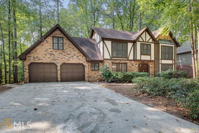 4960 Shadow Glen Ct, Atlanta, GA 30338 (MLS #8697008) :: The Realty Queen Team