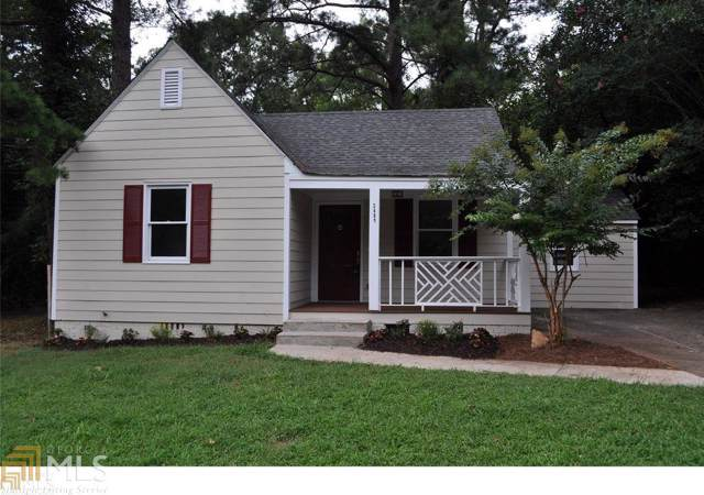 2460 Mellville, Decatur, GA 30032 (MLS #8697054) :: HergGroup Atlanta