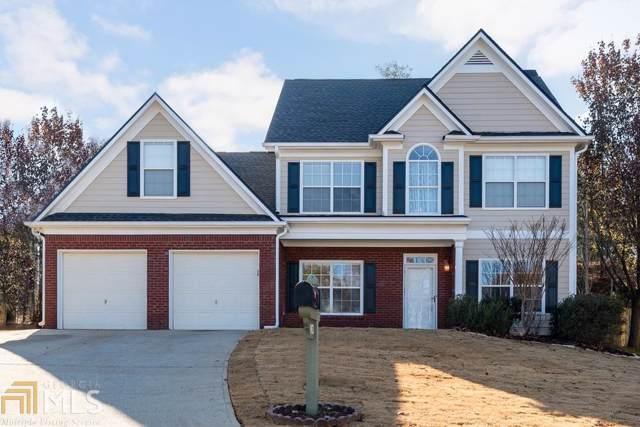 4953 Newpark Lane Nw, Acworth, GA 30101 (MLS #8697066) :: HergGroup Atlanta