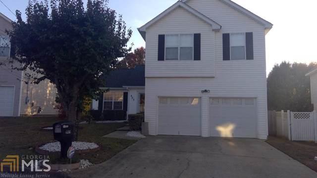 805 Asbury Way Asbury Way, Lithonia, GA 30058 (MLS #8697069) :: HergGroup Atlanta