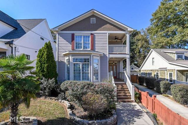 3355 Bachelor St, East Point, GA 30344 (MLS #8697231) :: The Realty Queen Team