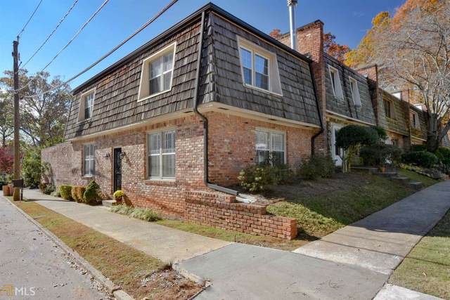 228 Fairview Ave, Decatur, GA 30030 (MLS #8697323) :: The Heyl Group at Keller Williams