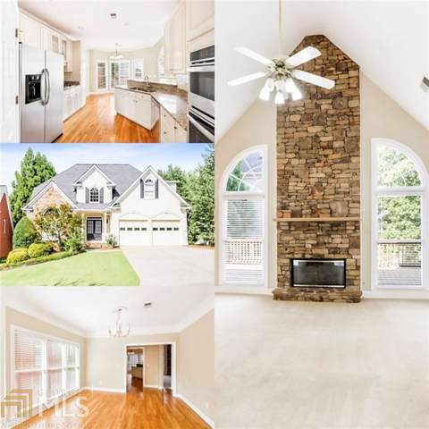 5001 Secluded Pines Dr, Marietta, GA 30068 (MLS #8697345) :: Military Realty