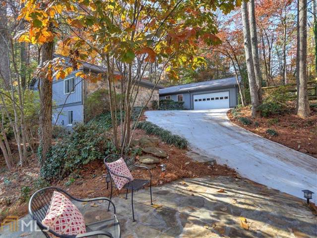 210 North Mill Ct, Sandy Springs, GA 30328 (MLS #8697370) :: The Realty Queen Team