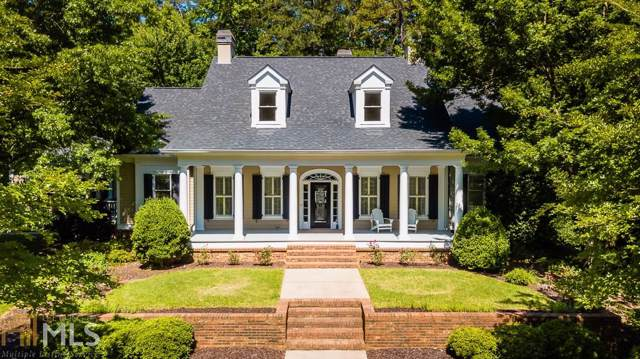 210 Old Ivy, Fayetteville, GA 30215 (MLS #8697392) :: Military Realty