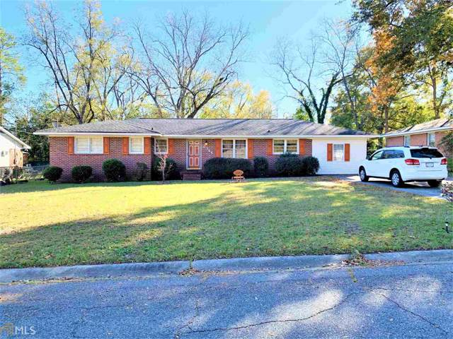 2344 Greenwood Ct, Macon, GA 31206 (MLS #8697417) :: The Heyl Group at Keller Williams