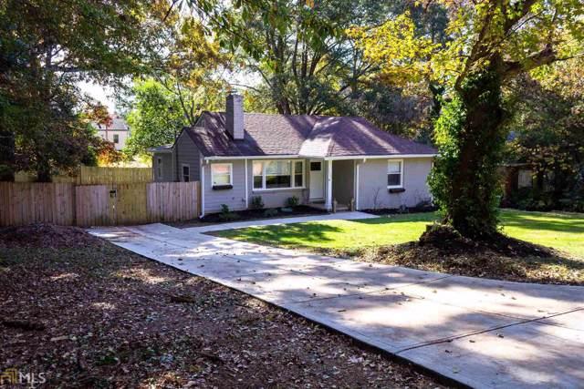 1827 Donnalee Ave, Atlanta, GA 30316 (MLS #8697418) :: Rettro Group