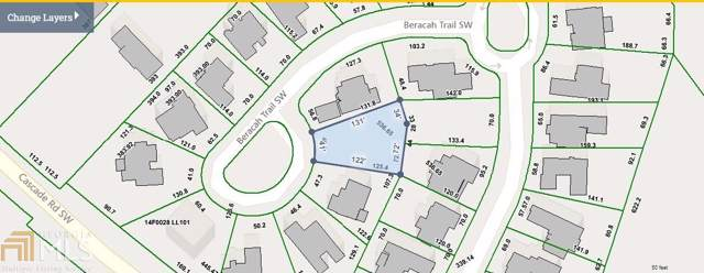 320 Beracah Trl, Atlanta, GA 30331 (MLS #8697447) :: Crown Realty Group