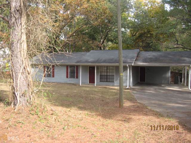 1571 Highway 212, Conyers, GA 30094 (MLS #8697770) :: Bonds Realty Group Keller Williams Realty - Atlanta Partners
