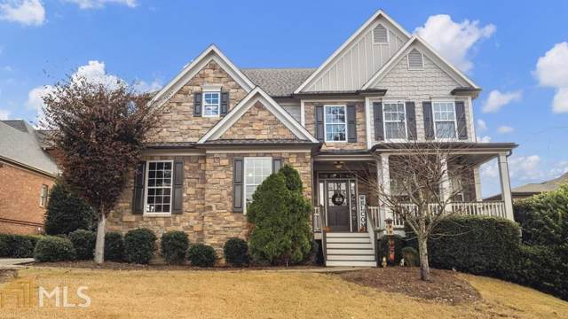 935 Old Forge Ln, Jefferson, GA 30549 (MLS #8697866) :: Rettro Group