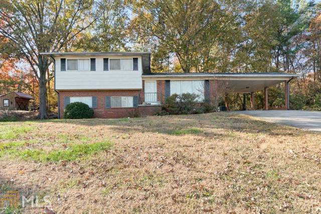379 Spring Valley Dr, Calhoun, GA 30701 (MLS #8698103) :: Rettro Group