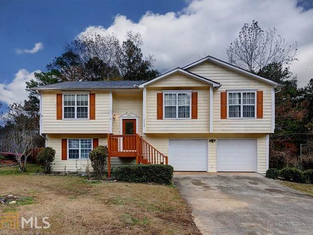 7748 Melanie Dr, Douglasville, GA 30134 (MLS #8698328) :: The Realty Queen Team