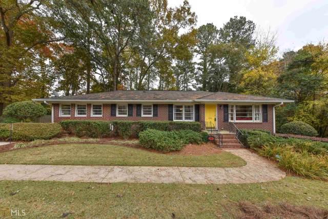 205 Gran Ellen Dr, Athens, GA 30606 (MLS #8698364) :: Rettro Group