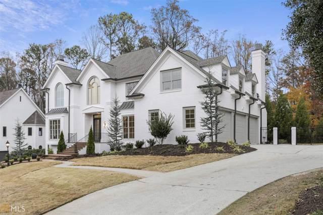 415 Laurel Chase Ct, Atlanta, GA 30327 (MLS #8698571) :: Rettro Group