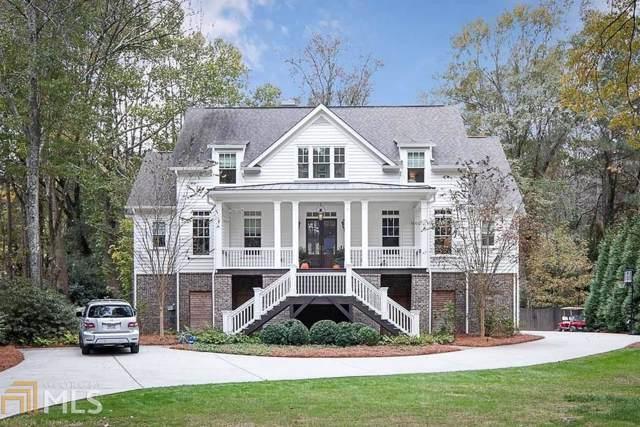 990 Peachtree Battle Cir, Atlanta, GA 30327 (MLS #8698579) :: Bonds Realty Group Keller Williams Realty - Atlanta Partners