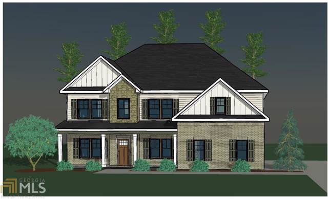 305 Steamwood Ln, Lot 12 #12, Mcdonough, GA 30252 (MLS #8698622) :: The Realty Queen Team