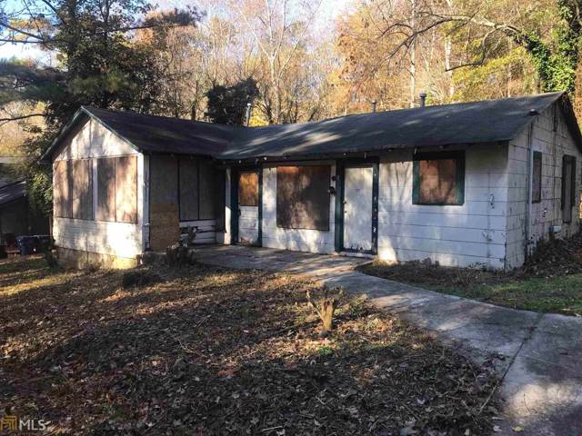 2595 Butner Rd, Atlanta, GA 30331 (MLS #8698654) :: The Realty Queen Team