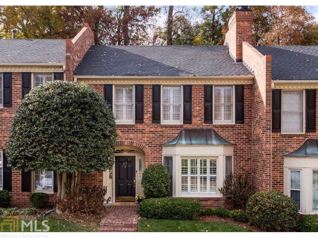 27 Howell Mill Plantation, Atlanta, GA 30327 (MLS #8698830) :: Bonds Realty Group Keller Williams Realty - Atlanta Partners