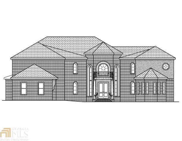 2803 Stone Hall Dr, Marietta, GA 30062 (MLS #8699070) :: Bonds Realty Group Keller Williams Realty - Atlanta Partners