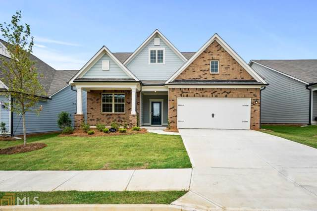 214 William Creek Dr, Holly Springs, GA 30115 (MLS #8699135) :: The Realty Queen Team
